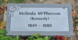 Melinda <I>Kennedy</I> McPherson