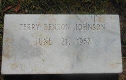 Terry <I>Benson</I> Johnson