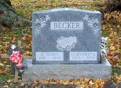 Clifford Austin Becker