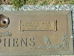 Nellie Mae Stephens