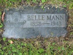 """Isabel """"Belle"""" <I>Broas</I> Mann"""