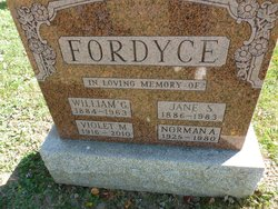 Norman A. Fordyce