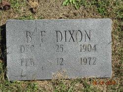 B. F. Dixon