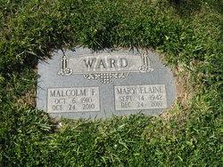 Malcolm F Ward