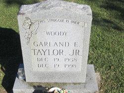 """Garland Elwood """"Woody"""" Taylor, Jr"""