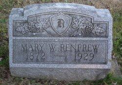 Mary W. Renfrew