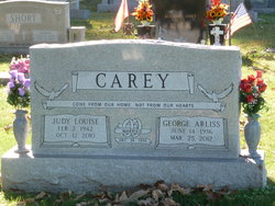 George Arliss Carey