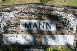Lawrence Joseph Mann