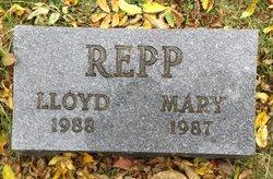 Mary Elizabeth <I>Mackey</I> Repp