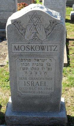 Israel Moskowitz