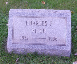 Charles F Fitch