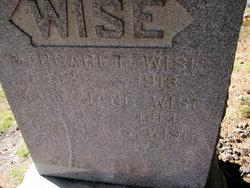 Harriet S Wise