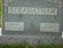 Edna L <I>Zimmerman</I> Stranathan