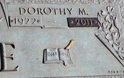 Dorothy M Eure