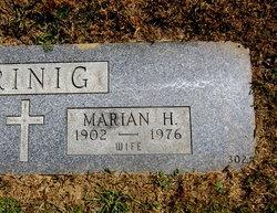 Marian H. <I>Stadtmiller</I> Brinig