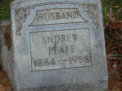 Andrew Pfaff