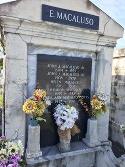 John J. Macaluso, Sr