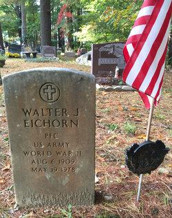 Walter J Eichorn