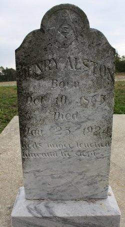 Henry Alston