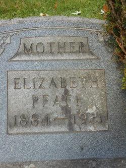 Elizabeth Pfaff