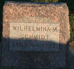 Wilhelmina M Schmidt