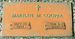 Marilyn M. Cooper