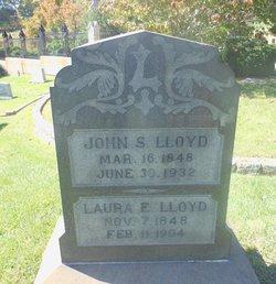 Laura E Lloyd