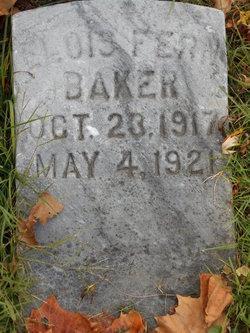 Elois Fern Baker