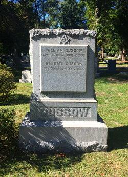 William Gussow