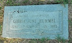 Gloria June Hummel