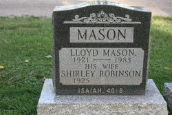 Lloyd Mason
