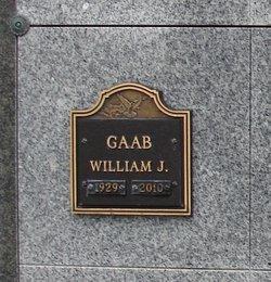 William J. Gaab