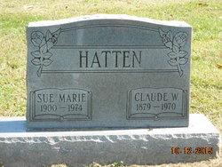 Claude W. Hatten