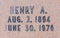 Henry A. Kampf, Sr