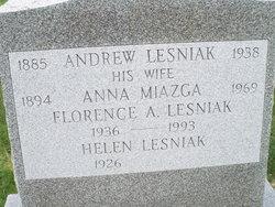 Florence A. Lesniak