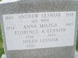 Ann <I>Miazga</I> Lesniak