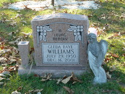 Gleda Faye <I>Christian</I> Williams