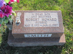 "Robert Howard ""Robbie"" Smith"
