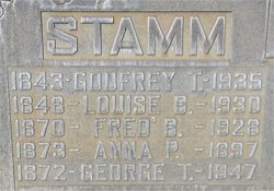 Louise B. <I>Schoeffel</I> Stamm