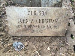 John Alexander Christian
