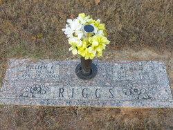 Wilma Jane <I>Turner</I> Riggs