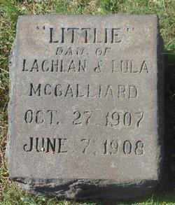Littlie McGalliard