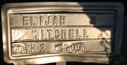 Elijah N Mitchell
