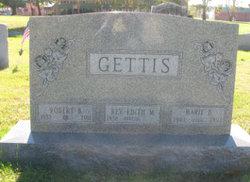 Marie B <I>Rigg</I> Gettis