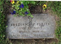 Frederick F Furtek