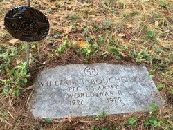 William Frederick Boucher, Jr