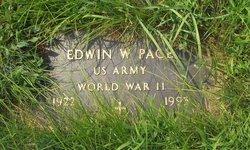 Edwin W. Page, Sr