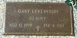 Gary Levi Dixon