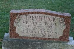 O. Jean <I>Hodgson</I> Trevithick