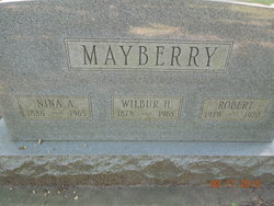 Wilbur H Mayberry